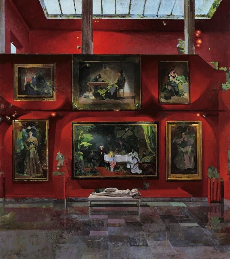 Musée des beaux arts de Pau Didier Lapène