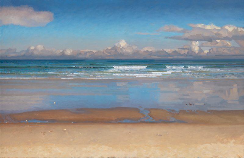 Didier Lapène, artiste peintre, Biarritz